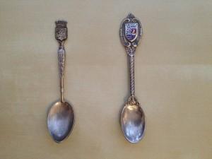 アンティークスプーン - Antique spoons [France]