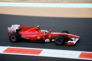 Ferrari F1 -  Fernando Alonso