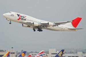 JAL Japan Airlines Boeing 747-400; JA8919@LAX;17.04.2007/462mx